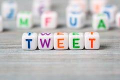 Tweet Stock Photos