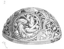 Twelfth-Century Hand-Warmer Royalty Free Stock Image
