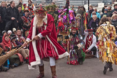 Twelfth Night Celebrations, London UK Royalty Free Stock Images