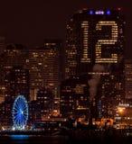 Twelth-Mann, Seattle, Washington State Lizenzfreie Stockbilder