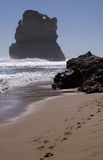 Twelve Apostles Royalty Free Stock Photography