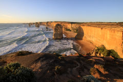 The Twelve Apostles Royalty Free Stock Photo