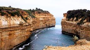 The Twelve Apostles. Along the Great Ocean Road, Australia Royalty Free Stock Image