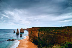 Twelve Apostles Royalty Free Stock Images