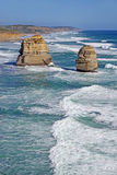 The Twelve Apostles Royalty Free Stock Image