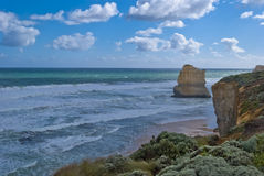 Twelve Apostles, Australia. Twelve Apostles, Great Ocean Road, Australia Royalty Free Stock Image