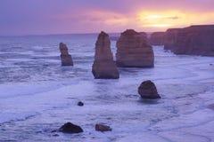 The Twelve Apostles, Australia Royalty Free Stock Images