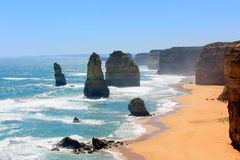 The Twelve Apostles, Australia Stock Image