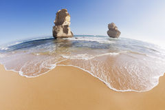 Twelve Apostles in Australia Stock Photos