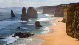 Twelve apostles. Stock Photography