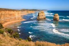Twelve Apostles Australia Stock Image