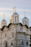 Twelve apostles church. Moscow Kremlin. UNESCO World Heritage Site. Stock Image