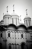 Twelve apostles church. Moscow Kremlin. UNESCO World Heritage Site. Royalty Free Stock Image