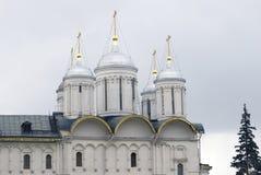 Twelve apostles church on Sobornaya Square Royalty Free Stock Image
