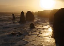 The Twelve Apostles, Australia Stock Photos