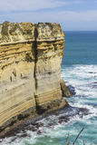 Twelve Apostles, famous landmark along the Great Ocean Road, Vic Royalty Free Stock Photos