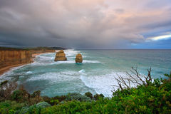 Twelve Apostles, Great Ocean Road Royalty Free Stock Image
