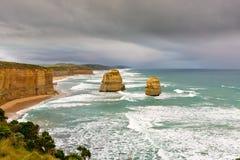 Twelve Apostles, Great Ocean Road Stock Images