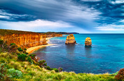 Twelve Apostles  on the Great Ocean Road Royalty Free Stock Photos