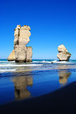 Twelve Apostles on the Great Ocean Road Royalty Free Stock Photography
