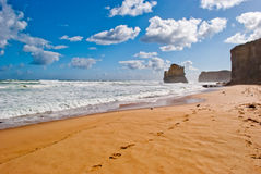 Twelve Apostles, Great Ocean Road. Australia Stock Image