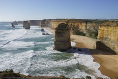 Twelve Apostles - Great Ocean Road Stock Photography