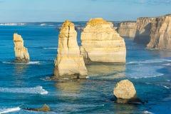 The Twelve Apostles on the Great Ocean Road, Australia Stock Photo