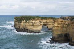 Twelve Apostles on Great Ocean Road. Australia Stock Image
