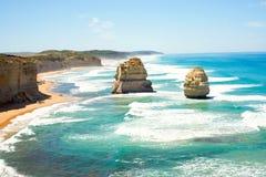 The Twelve Apostles, Great Ocean Road, Australia Stock Photo