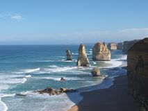 Twelve Apostles Great Ocean Road stock image