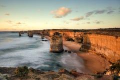 Twelve Apostles. Great Ocean Road, Victoria, Australia Stock Image