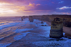 Free Twelve Apostles In Australia Royalty Free Stock Photo - 61184995