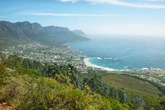 Twelve apostles from Lions head Royalty Free Stock Image