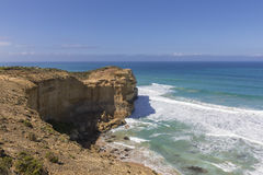The Twelve Apostles lookout point, Great Ocean Road royalty free stock photo