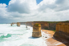 Twelve Apostles Stock Photography