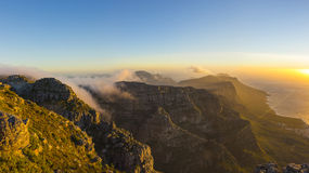 Twelve Apostles Panorama Stock Photo