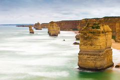 Twelve Apostles, Port Campbell National Park Royalty Free Stock Images