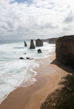 The Twelve Apostles, Port Campbell National Park, Victoria, Australia Royalty Free Stock Photo