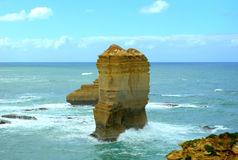 Twelve apostles seascape Stock Photos