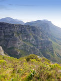 The Twelve Apostles in South Africa Royalty Free Stock Photography