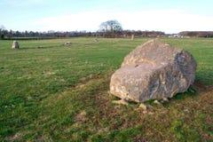 Twelve Apostles Stone Circle royalty free stock photo