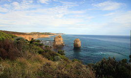 The Twelve Apostles (Victoria) - Australia Stock Photo
