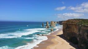 Twelve Apostles, Victoria, Australia Stock Photos