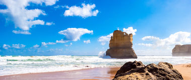 The Twelve Apostles, Victoria, Australia Royalty Free Stock Images