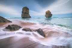 The Twelve Apostles, Victoria, Australia. Royalty Free Stock Image
