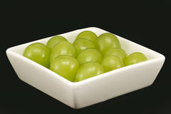 Twelve grapes Royalty Free Stock Images