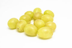 Twelve grapes Royalty Free Stock Photo