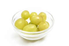 Twelve grapes Royalty Free Stock Image