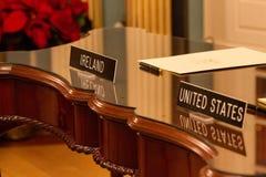 Twelve-Month Irish Work and Travel (IWT) Program Memorandum of Understanding royalty free stock images