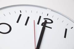 Twelve o'clock Royalty Free Stock Image